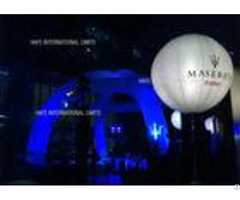 Free Switching Balloon Inflatable Led Lamp 200w 400w With Uniqueness Shift Function
