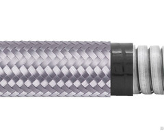 Flexible Metal Conduit Water Emi Proof Peg23pvctb Series