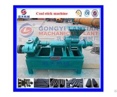 Coal Rod Extruder Machine