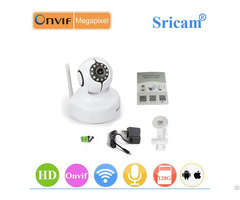 Sricam Sp011 P2p 720p Onvif Sd Card Indoor Ip Camera