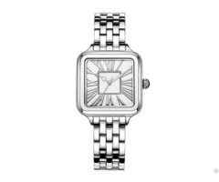 Customized Brass Lady Watch