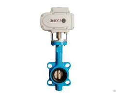 D971x 10 Electric Butterfly Valve