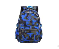 Daypack Travel Outdoor Camouflage Backpack For Boys And Girls