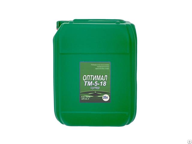 Optimal ТМ 5 18 Super