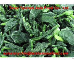 Frozen Iqf Spinach