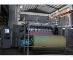 Chain Stitch Computer Guided Quilting Machine 3 Needle Bar Mattress Production Machinery