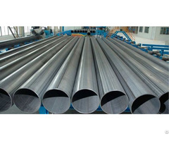 Improved Production Technology In Steel Pipe