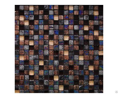 Factory Price Unique Glass Mosaic For Home Decoration