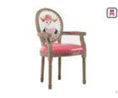 Classical Round Back Wood Restaurant Chairs Luxury Vintage Wedding Ceremony