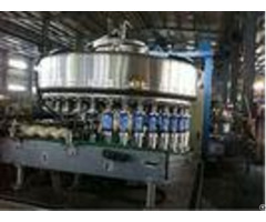 Pulp Granule Juice Can Food Filling Machine For Round Square Bottle