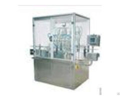 High Viscosity Beverage Packaging Machine Multi Head Single Room Feeding