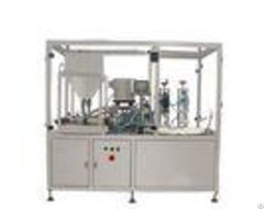 Double Sealing Electric Beverage Packaging Machine 304 Stainless Steel Surface