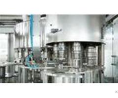 High Speed Bottled Water Filling Machine Multi Head Liquid Level Control