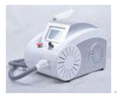 Porable Plastic Digital Tattoo Removal Machine 1064nm 532nm