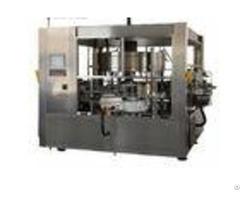 380v Cold Glue Glass Bottle Labeling Machine For Beverage Chemical