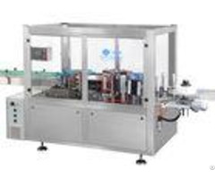 Anti Corrosion Bottle Sticker Labeling Machine Hot Melt Linear L1800 W1800 H1900