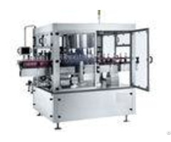 Spc Series Bottle Labeling Equipment Cold Glue For Wine Beer Seasoning
