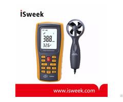 Gm8902 Digital Air Flow Anemometer