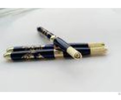 Elegant Multifunctional Manual Tattoo Pen Black Golden Microshading Handpiece