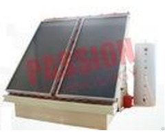 300l Split Solar Hot Water System Red Copper