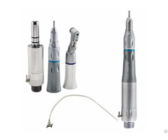 E Type Low Speed Dentalhandpiece With 2 Holes