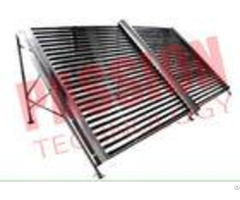 Vacuum Tube Thermal Solar Collector For Swimming Pool