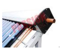 Tiled Roof U Tube Solar Collector