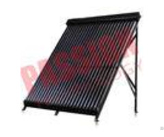 Energy Saving Heat Pipe Solar Collector 18 Tubes