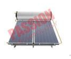 300l Flat Plate Collector Solar Water Heater