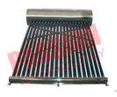 200l Evacuated Tube Solar Pool Heater