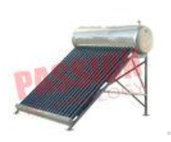 Non Pressurized Vacuum Tube Solar Water Heater