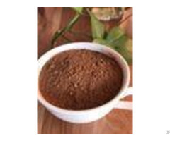Haccp Raw Organic Cocoa Powder 10% 14% Fat Content For Chocolate Ingredient