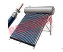 200l Heat Pipe Evacuated Tube Solar Collectors