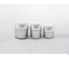 Skin Care 30ml Airless Cosmetic Bottles Plastic Pp Packaging For Men Cream