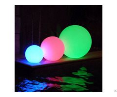 Led Outdoor Ball Light