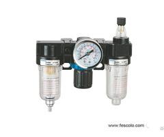Air Filter And Regulator Lubricator