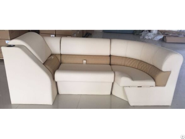 Luxury Pontoon Boat Furniture