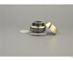 Cream Jar For Cosmetic Packaging Empty Wholsales Plastic Cosmeticcream Jarsround Acrylic Containe