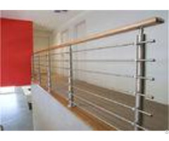 Home Prima Stainless Steel Railing No Welding Installation Anti Corrosion