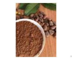 Dark Brown Unsweetened Alkalized Cocoa Powder Mild Flavor Easy To Dissolve In Liquids