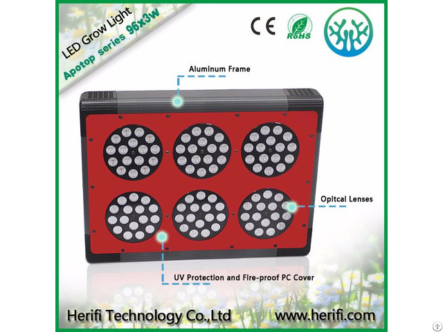 Newest Double Ended Grow Light Herifi Apotop Series 200w 600w 900w 1600w