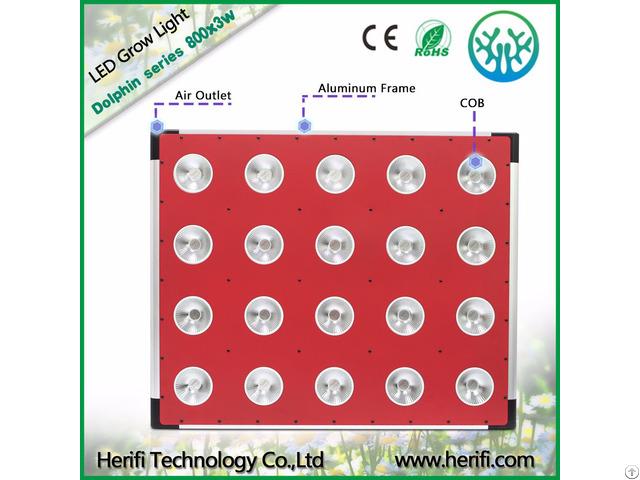 Full Spectrum 1200w Cob Grow Led Lights Plant Growing High Quantity