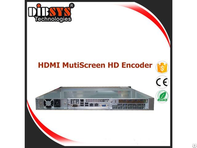 High Density 1 2 4 8x Hdmi Iptv Encoder