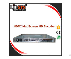 High Density 1 2 4 8x Hdmi Iptv Encoder