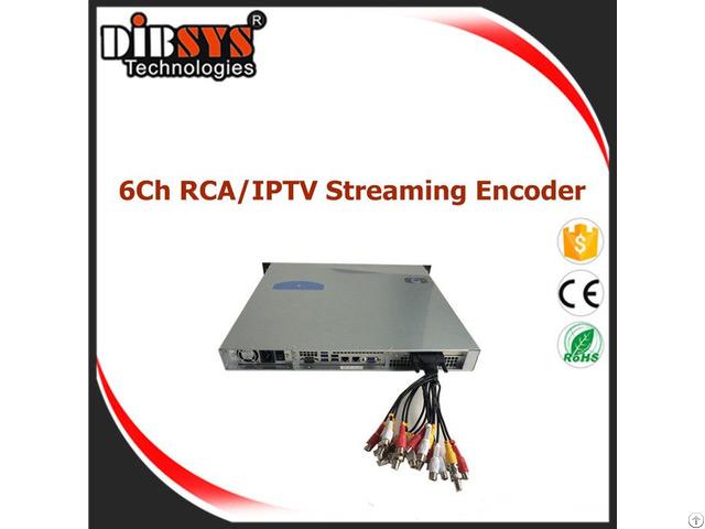 Cvbs Iptv Encoder