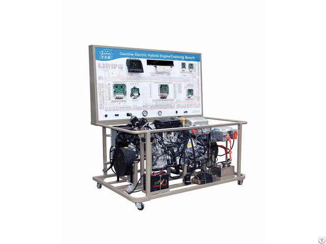 Gasoline Electric Hybrid Enginetraining Bench