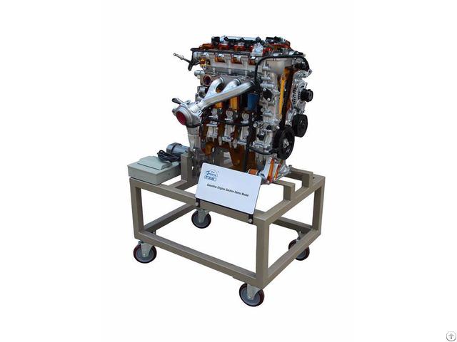 Gasoline Engine Section Demo Model