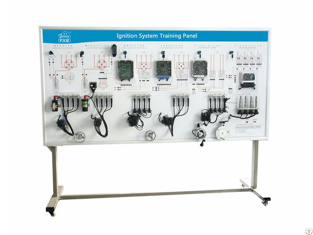 Ignition System Training Panel