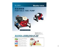 Portable Fire Pumps