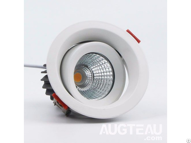 Commercial Lighting Fixtures 20w Recessed Led Downlight